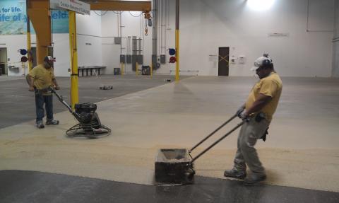 Seamless Floors | pantherconcrete com